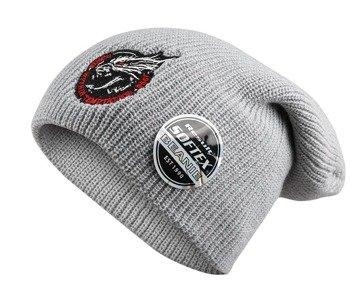 czapka zimowa WITHIN TEMPTATION - DRAGON CIRCLE DOVE GREY BEANIE