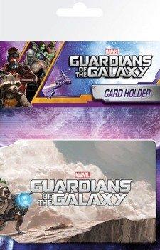 etui na kartę kredytową GUARDIANS OF THE GALAXY - CAST