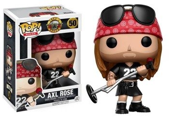 figurka GUNS N' ROSES - AXL ROSE Funko Pop!