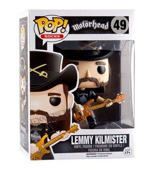 figurka MOTORHEAD - LEMMY Funko Pop!