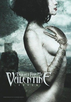 flaga BULLET FOR MY VALENTINE - FEVER