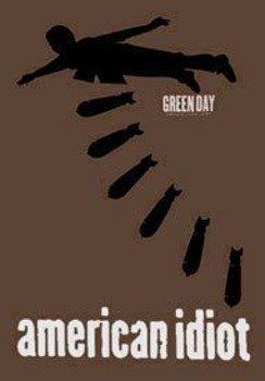 flaga GREEN DAY - AMERICAN IDIOT