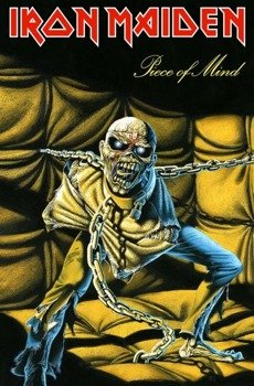 flaga IRON MAIDEN - PIECE OF MIND