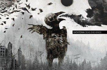 flaga KATATONIA - DEAD END KINGS