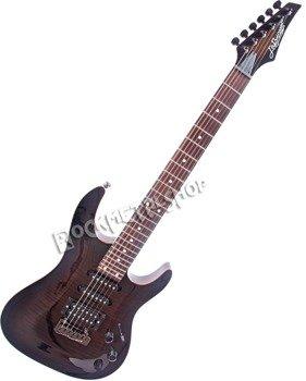 gitara elektryczna J&D BROTHERS Blackburst 9051 BKS