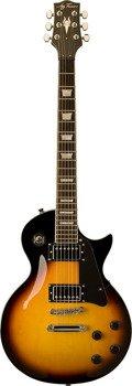 gitara elektryczna JAY TURSER JT-220-VS Vintage Sunburst