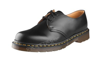 glany DR.MARTENS - DM 1461 59 BLACK SMOOTH (DM10085001)