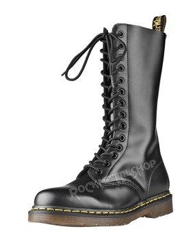 glany DR. MARTENS - DM 1914 BLACK SMOOTH (DM11855001)