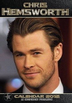 kalendarz CHRIS HEMSWORTH 2018