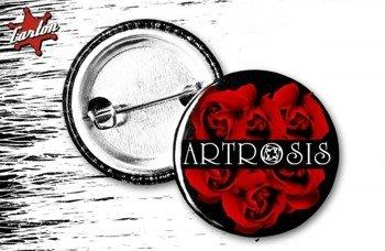 kapsel ARTROSIS - LOGO RED ROSE