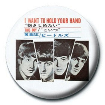 kapsel THE BEATLES - I WANT TO HOLD
