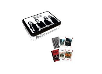 karty THE BEATLES  (NMR104020) (BOX)