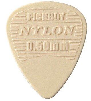kostka gitarowa PICKBOY Classic NYLON 0,50mm