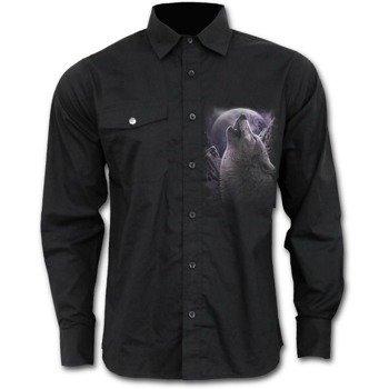 koszula WOLF SOUL długi rękaw