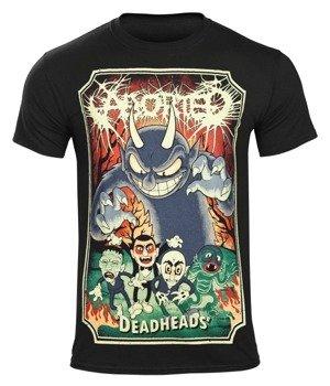 koszulka ABORTED - DEADHEADS