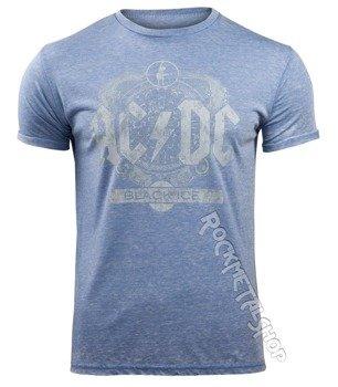 koszulka AC/DC - BLACK ICE BURNOUT