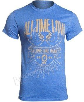 koszulka ALL TIME LOW - DOVES
