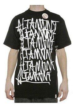 koszulka ALTAMONT -  REPEATED (BLACK)