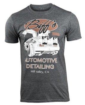 koszulka BACK TO THE FUTURE - BIFF'S AUTOMOTIVE DETAILING