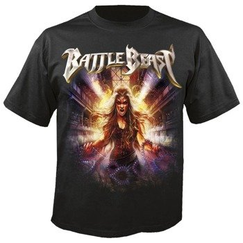 koszulka BATTLE BEAST - BRINGER OF PAIN