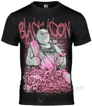 koszulka BLACK ICON - EXECUTION (MICON055 BLACK)