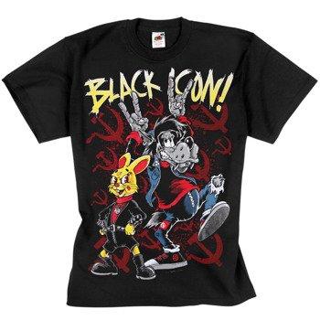 koszulka BLACK ICON - NU PAGADI (MICON121 BLACK)