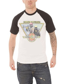 koszulka BLACK SABBATH - NEVER SAY DIE TOUR 78