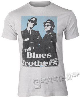 koszulka BLUES BROTHERS - BIE BLUE