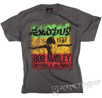 koszulka BOB MARLEY - MOVEMENT