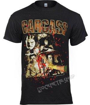 koszulka CARCASS - NECROTICISM