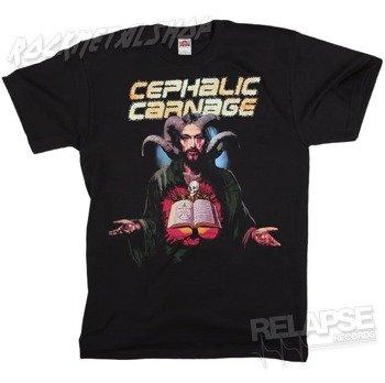 koszulka CEPHALIC CARNAGE - EVIL JESUS