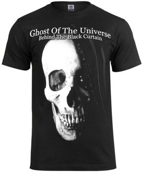 koszulka CETI - GHOST OF THE UNIVERSE - BEHIND THE BLACK CURTAIN