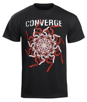 koszulka CONVERGE - SNAKES