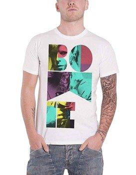 koszulka DAVID BOWIE - COLOUR SAX