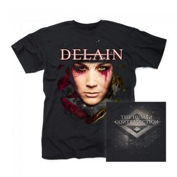 koszulka DELAIN - THE HUMAN CONTRADICTION