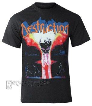 koszulka DESTRUCTION - INFERNAL OVERKILL