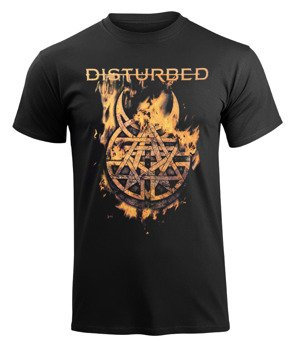 koszulka DISTURBED - BURNING BELIEF