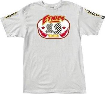 koszulka ETNIES - TEAM BMX 1 (WHITE) 09'