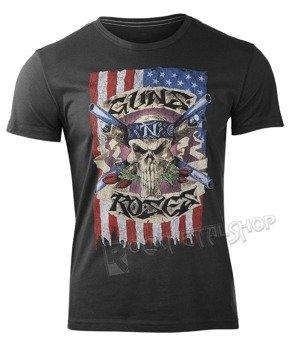 koszulka GUNS N' ROSES - SKULL VINTAGE