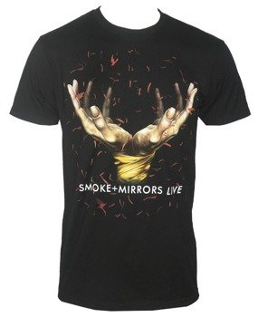 koszulka IMAGINE DRAGONS - SMOKE MIRRORS LIVE