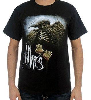 koszulka IN FLAMES - WINTER 2012 TOUR
