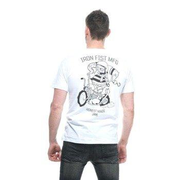 koszulka IRON FIST -  CHUNK (WHITE)