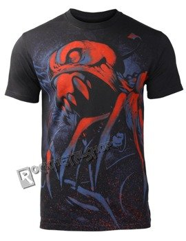 koszulka IRON FIST - HUNTING BEASTIES (BLACK)