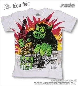 koszulka IRON FIST - RODZUKL (WHITE)