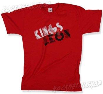 koszulka KINGS OF LEON - ART DECO LOGO