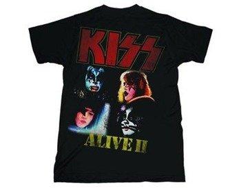 koszulka KISS - ALIVE II