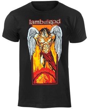 koszulka LAMB OF GOD - PALACES BURNED