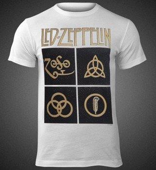 koszulka LED ZEPPELIN - BLACK SYMBOLS