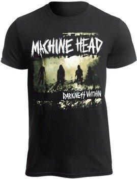 koszulka MACHINE HEAD - SILHOUETTES