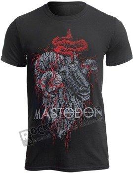 koszulka MASTODON - RAMS HEAD